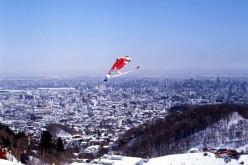 โอคุระยะมะ สกี จั๊มป์ (Okurayama Ski Jump)